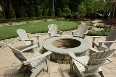 10 Capable Tips: Fire Pit Seating Diy fire pit terrace landscape design.Rustic Fire Pit Bonfires fire pit gazebo how to build. Concrete Fire Pits, Wood Burning Fire Pit, Fire Pit Landscaping, Fire Pit Backyard, Landscaping Ideas, Outdoor Fire, Outdoor Living, Outdoor Spaces, Outdoor Photos