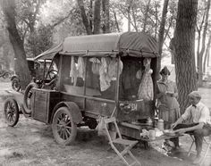 Early Camping