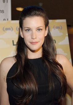 Liv Tyler: Style and Wedding Dresses Stealing Beauty, Winter Typ, Paula Patton, Steven Tyler, Olga Kurylenko, Ali Larter, Olivia Wilde, Beautiful Actresses, Dark Hair