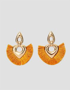 Unique Earrings, Tassels, Jewelry Accessories, Metal, Costa Rica, Greek, Top, Clothes, Collection