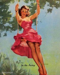 Swing, swing...