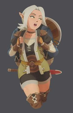Character Creation, Fantasy Character Design, Character Design Inspiration, Character Concept, Character Art, Dungeons And Dragons Characters, D D Characters, Fantasy Characters, Female Cartoon Characters