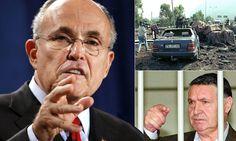 The Sicilian mafia 'ordered the assassination of Rudolph Giuliani'