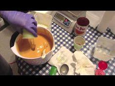 Making Pumpkin Pie Soap - YouTube