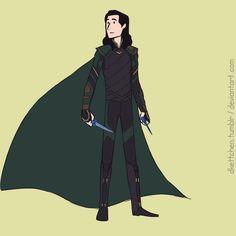Thor: Ragnarok || Loki