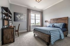 Wall Color: Sherwin Williams Gray Screen SW-7071 Flooring: What's Happening E0928/510 Light Silver