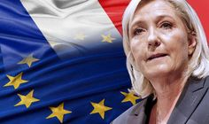 'This is a funeral' Le Pen predicts the end of the EU as she promises FREXIT…