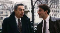 Jerry Orbach and Chris Noth in Law and order