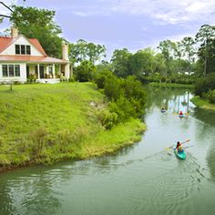 Palmetto Bluff, South Carolina