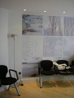 Clinica dental. Sala de espera