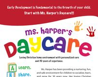 MARKETING [Childcare Poster] | Marketing | Communications | Design ...
