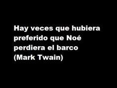 Mark Twain y sus frases sarcásticas