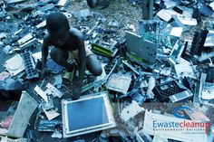 What it is #NSSBTT #E-Waste #E-WasteImpact