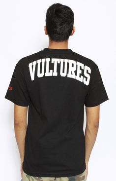 Vultures t-shirt by SSUR at MOOSE Limited, MLTD.com