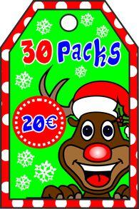 CHRISTMAS SUPER SALES!  2 PACKS = 5€ 6 PACKS = 8€ 10 PACKS = 12€ 14 PACKS = 15€ 18 PACKS = 18€ 30 PACKS = 20€ 33 PACKS = 23€ http://www.teachenglishstepbystep.com/special-offers.html