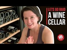 Let's Go Raid a Wine Cellar (and Collect Wine) | Wine Folly - YouTube