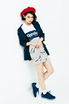 Japanese Fashion, Asian Fashion, Fashion Beauty, Girl Fashion, Her Style, Cool Style, Pretty Outfits, Cute Outfits, Cartoon T Shirts