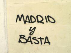 Madrid y basta | Flickr: Intercambio de fotos