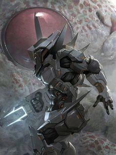 Galaxy Saga (applibot) The demon killer advanced by Geoffroy Thoorens.