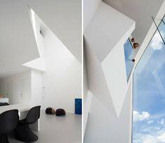 Narrow House in Belgium