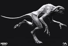 Werewolf Art, Monster Concept Art, 3d Animation, Creature Design, Fantastic Beasts, Art Sketches, Sculpting, Cool Art, Lion Sculpture