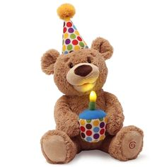 The Happy Birthday Singing and Dancing Bear2