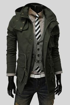 Male fashion- would love to be able to wear something like this. I know my wife would really like it. | Raddest Men's Fashion Looks On The Internet: http://www.raddestlooks.org