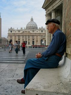 St. Peter's Basilica ~ Rome, Italy