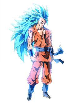 26   SSGSS3 Goku by moxie2D.deviantart.com on @DeviantArt