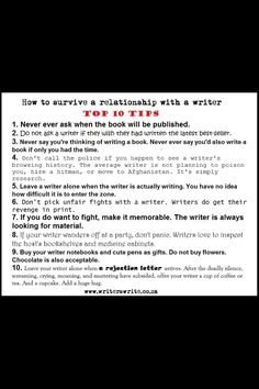 If you have a writer in your life, a lot of these apply.