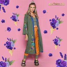 Duster Coat, Kimono Top, Summer, Jackets, Tops, Women, Fashion, Down Jackets, Moda
