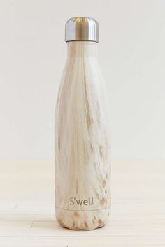 S'well Blonde Wood Water Bottle ($35): http://www.urbanoutfitters.com/urban/catalog/productdetail.jsp?id=35688746&category=UOWW-GEAR