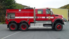 Wildland Fire Trucks | Camp Pendleton, CA