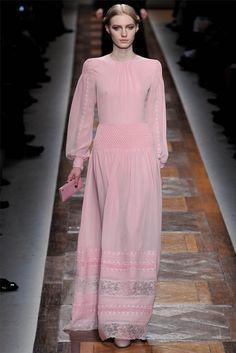 Valentino Fall 2012 | Paris Fashion Week