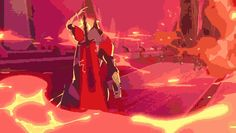 Sequences by Walter Mazoyer for 2D opening of Battleborn video game. Animated at Secret Sauce Studio.