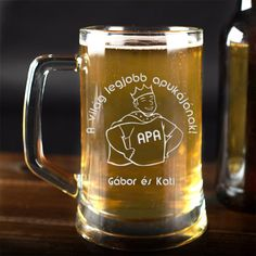 Perfect for his favourite beer, ale or soft drink, the Engraved Pint Tankard - Have I Told You Lately is an ideal gift for him. You can engrave the tankard with a message of your choice. Medieval Banquet, His Eyes, Gifts For Him, Things To Think About, Best Gifts, Told You So, Messages, Mugs, Day