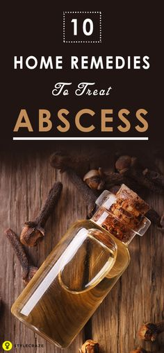 Did you ever suffer from abscess? It definitely wasn't a good experience, was it? Check out these effective home remedies for abscess which are inexpensive and yet highly effective
