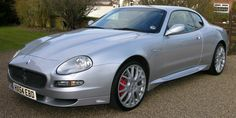 Maserati Coupe GranSport