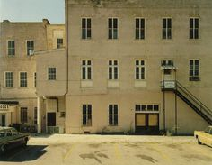 Stephen Shore, Meeting Street, Charleston, South Carolina, August 3, 1975