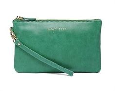 Emerald Green Wristlet - Charging iPhone Case for just $89 TODAY