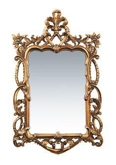 "Sterling Industries Floral Scroll Mirror & Reviews | Wayfair 48"" H x 29.25"" W x 2"" D"