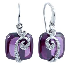 Vigne Amethyst Earring - Belle Étoile - Product Search - JCK Marketplace