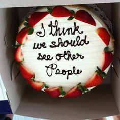 19 Break-Up and Divorce Cakes, Because Breakup Cakes Are Actually a Thing