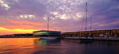 Sunset in Sardinia! #exclusive #sardinia #sunset #italy #boat #architecture #travel #colors #autumn #shopping http://www.en.luxuryholidaysinsardinia.com/case-vacanza-in-sardegna/migliori-case-vacanze.html