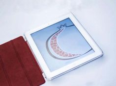 Envelop your iPad® in an Italian designed SUIT™, protecting it while respecting its design and aesthetics   SmartCover® compatible! Melograno's™ SUIT™ is an Italian designed protective case for iPad® made of an innovative transparent silicone which perfectly envelops your iPad® protecting it from nearly any spill or scratch.