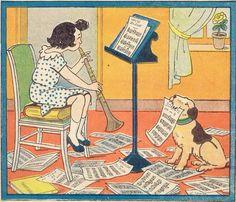 vintage illustration (thank goodness for agence eureka)