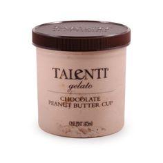 My favorite treat right now: Talenti gelato - sooo smooth and creamy.  My favorite flavor is sea salt caramel