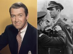 James Stewart | back when actors believed in fighting for their country, the rights of the free or those meant to be free, and the American way without whining and moaning about it at home on their rears while simultaneously doing jack squat about it on the home front like they do today.