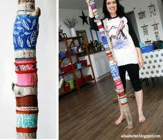 big art stick by mealisab, via Flickr
