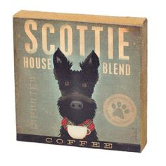 Dogs Rock Scottie Burlap Wall Art by Enesco, http://www.amazon.co.uk/dp/B00B3U0ETS/ref=cm_sw_r_pi_dp_q1b7rb1Y5ND87